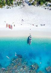 Half Day Snorkelling, Whitehaven Beach & Whitsunday Island Experience