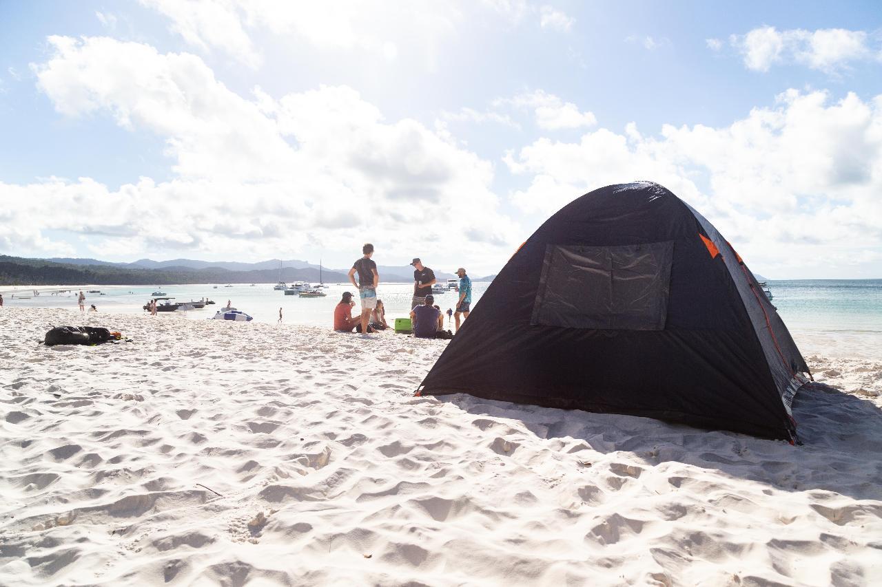 Island Camping Hopper Pass 6 days/5 nights