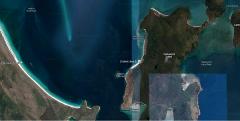 Henning Island to Chalkies Beach, Haslewood Island