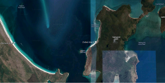 Chance Bay, Whitsunday Island to Chalkies Beach, Haslewood Island