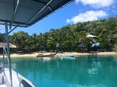 Chance Bay, Whitsunday Island to Palm Bay Resort, Long Island