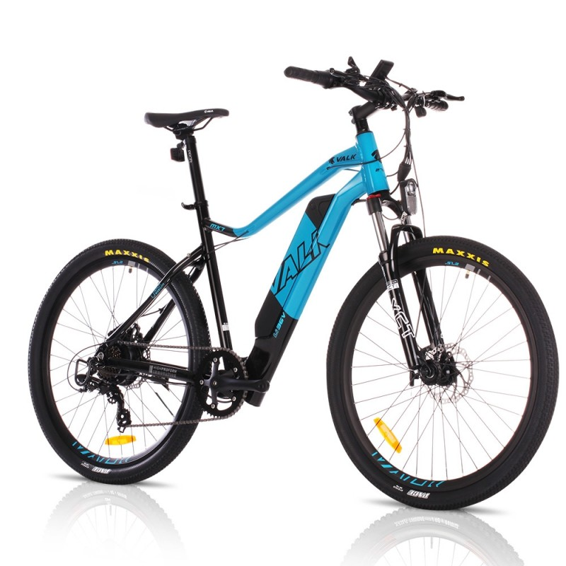 Electric Mountain Bike Hire - including Helmet