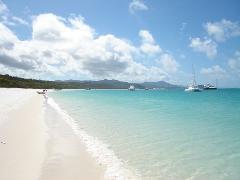 Palm Bay Resort, Long Island to Whitehaven Beach, Whitsunday Island