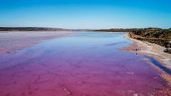 Hutt Lagoon Pink Lake Flight with River Gorges add-on