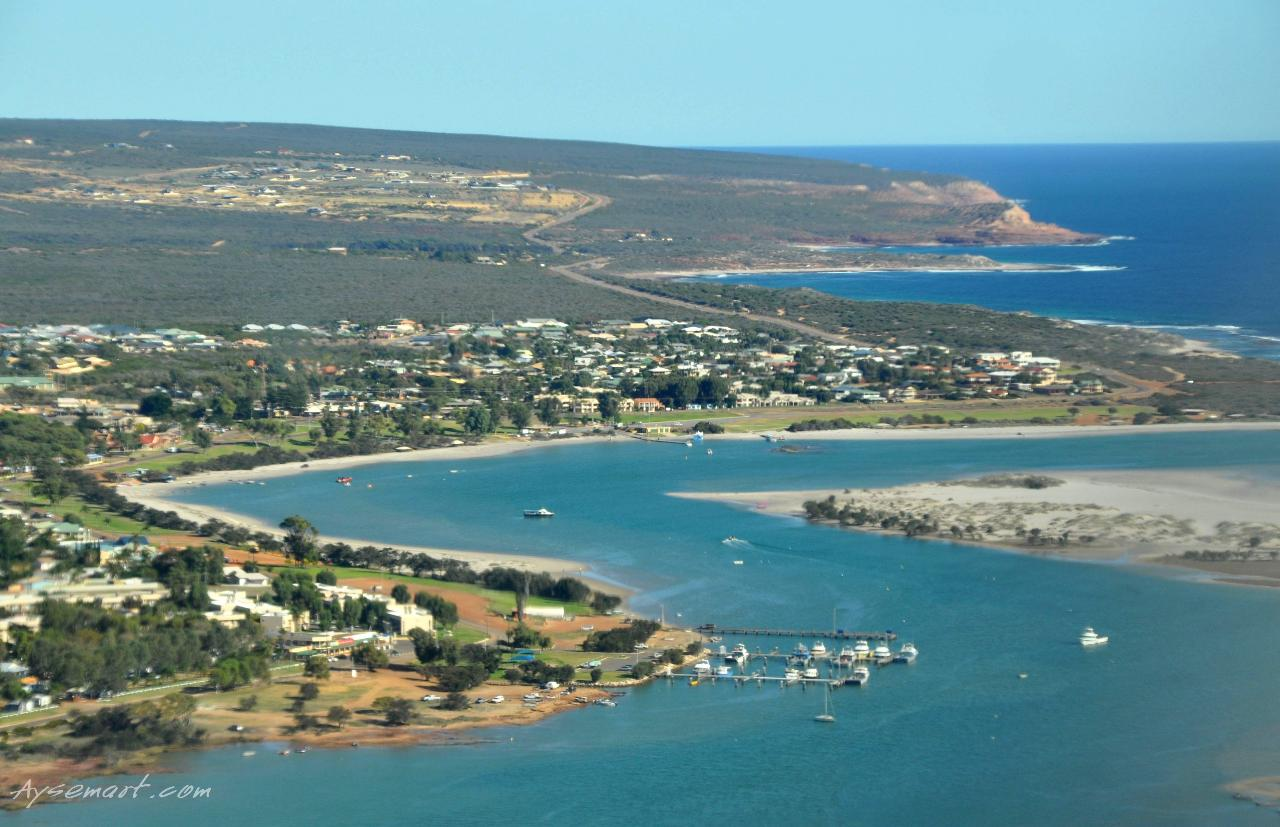 Kalbarri & Coastal Cliffs Flight