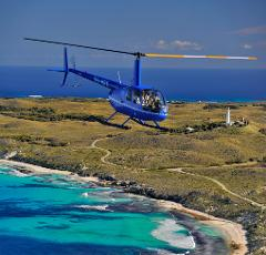 Hillarys, Perth, Freo, and Rotto Grand Tour 60 minute flight Gift Voucher