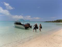 Aitutaki Lagoon Monitoring Project