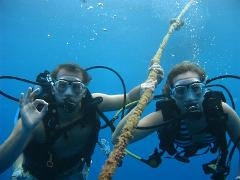 2 x 2 dive excursions