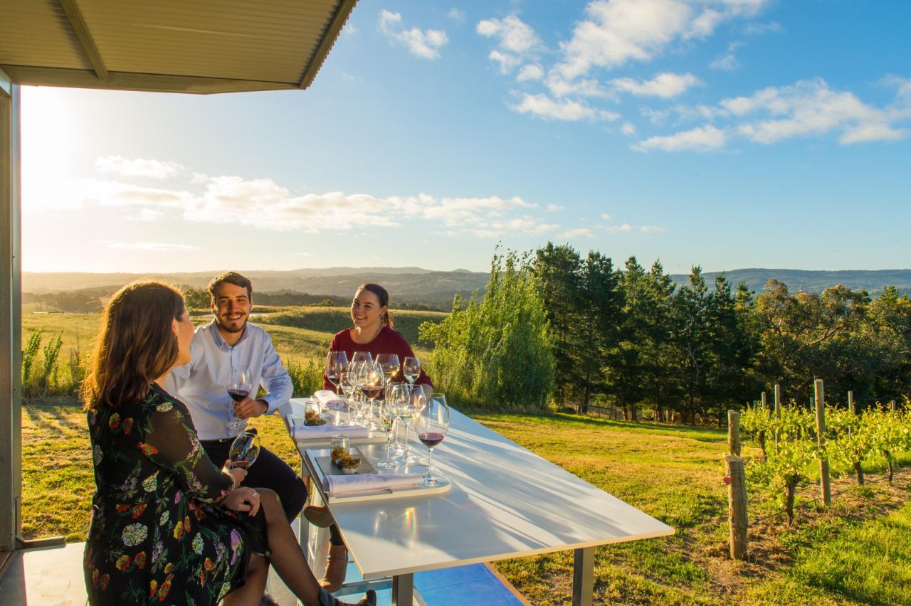 Gourmet Adelaide Hills & McLaren Vale