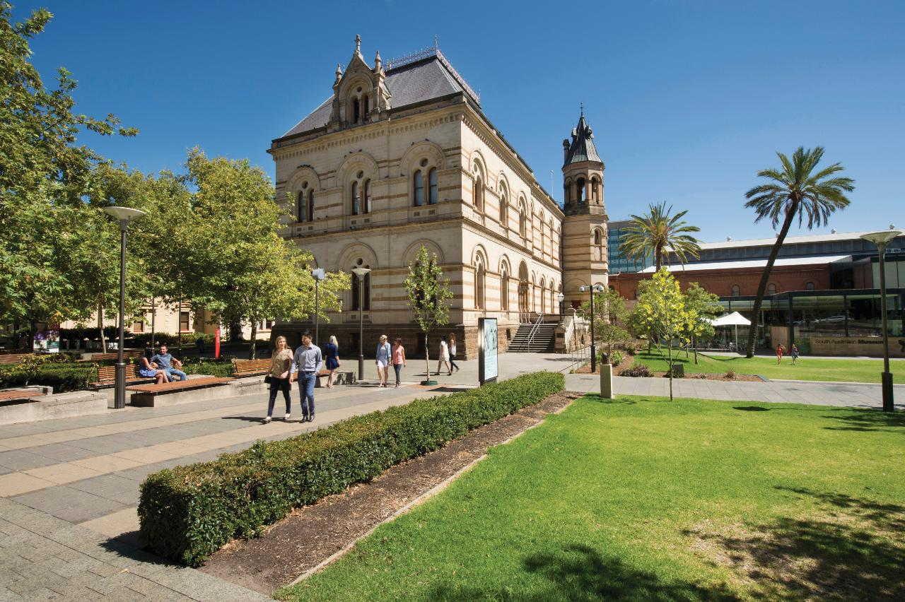 4 Hour - Classic Adelaide Culture & Heritage