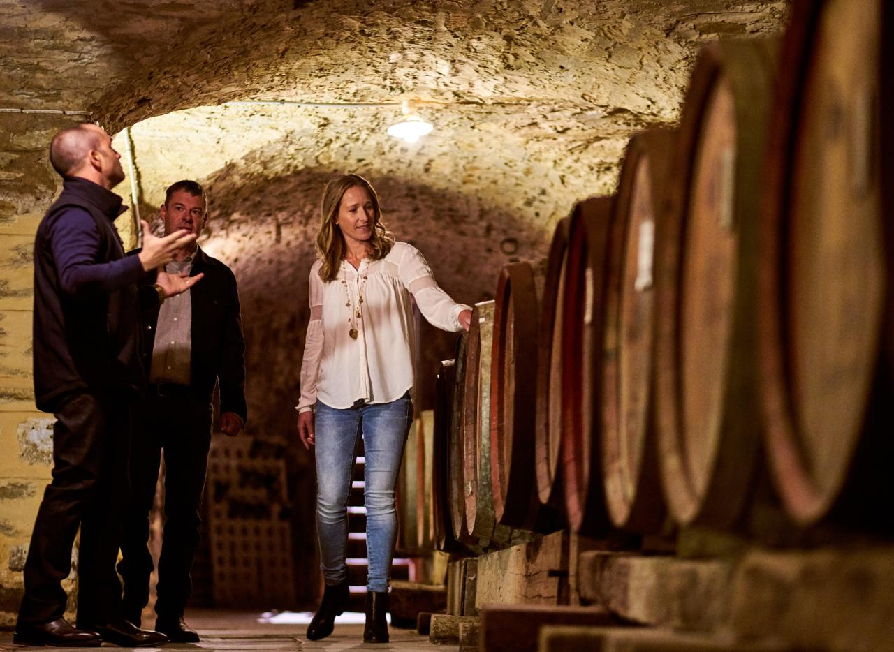Fine Wines of Barossa & Clare Valley