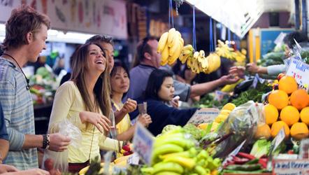 4 Hour - Market Culture