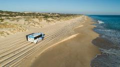 4x4 Beach Tour