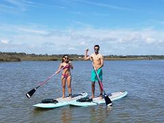 St Simons Paddleboard Marsh Tour