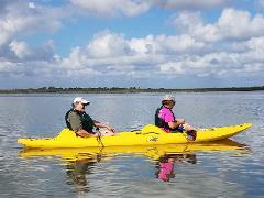 Jekyll Island Kayak Marsh Tour