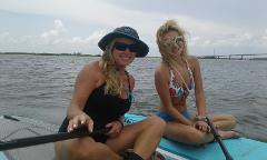 Jekyll Island Paddleboard Marsh Tour