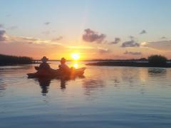 St Simons Kayak Sunset Tour