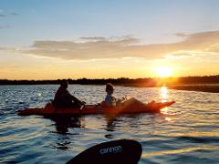 Jekyll Island Kayak Sunset Tour