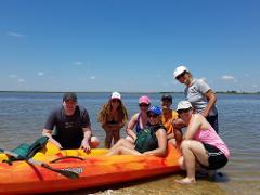 Jekyll Island Kayak Beach Tour