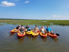 St Simons Kayak Marsh Tour