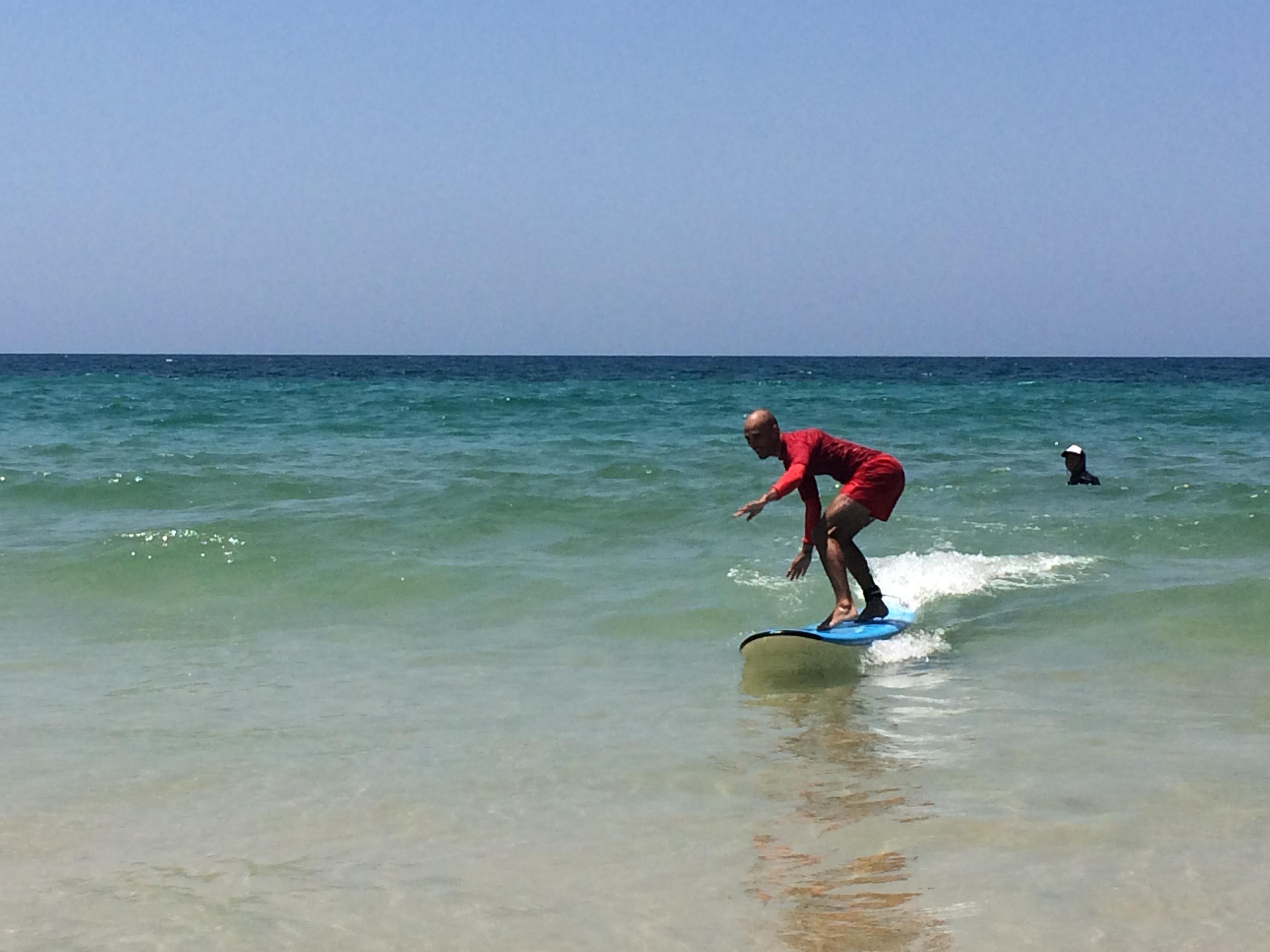 Private Surfing Lesson (1 person)