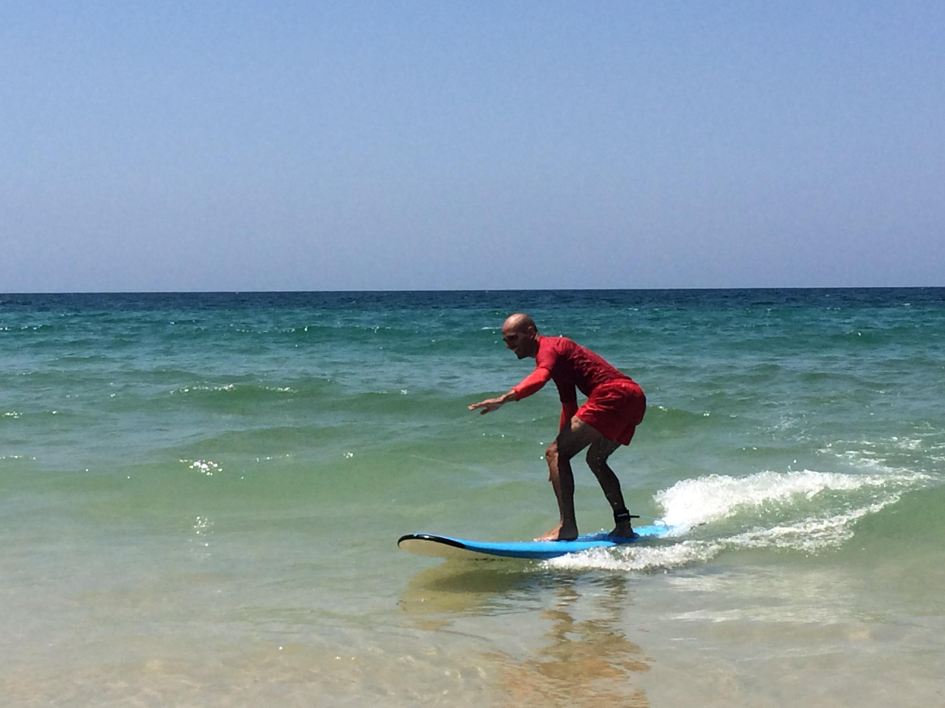 Private Surfing Lesson (2 person)