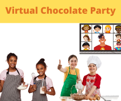 Kids - Chocolate Party (Virtual)