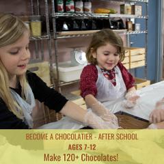 Kids -  Become a Chocolatier, After School Program (Virtual)
