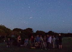 Stargazing tour at Port Elliot (Fleurieu Peninsula)