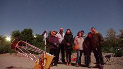 Stargazing tour at McLaren Vale (Fleurieu Peninsula)