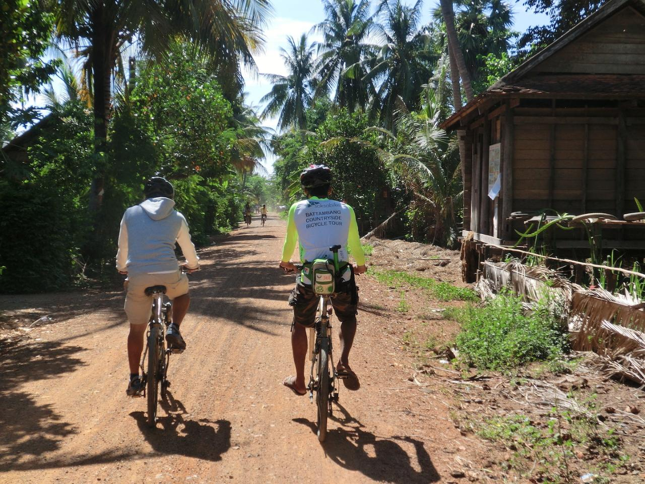 Ride in the Countryside Full Day Bike Tour in Battambang