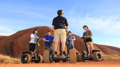 Uluru By Segway - Self Drive Your Car To Uluru (UBSM)
