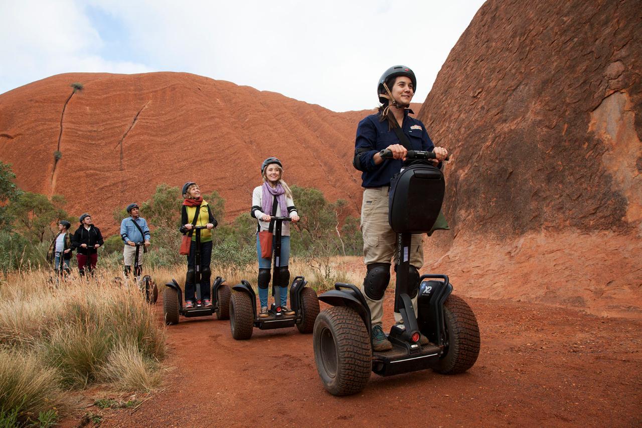 Uluru Sunrise & Segway - Gift Certificate