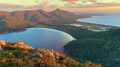 Iconic East Coast - Coles Bay, Freycinet National Park and Wineglass Bay walk