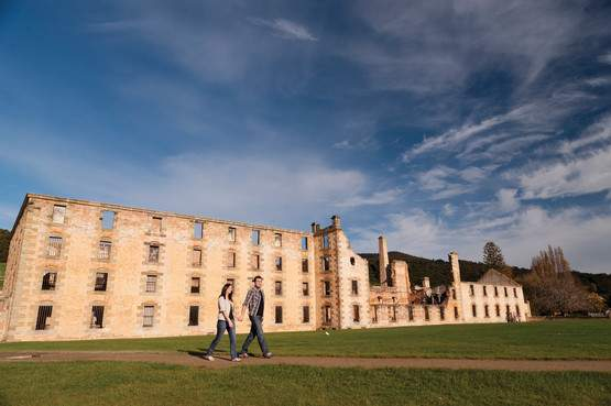 Port Arthur Historic Site, Tasman Peninsula highlights and Richmond Historic Village