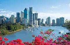 Brisbane City to Brisbane Airports -  International and Domestic