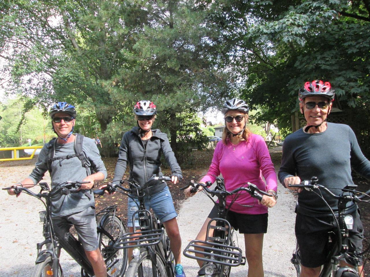 Beyond City Sights E-Bike Adventure Tour - Guided