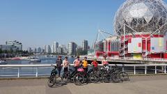 City Sights E-Bike Adventure Tour - Guided