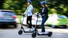 Vancouver E-Scooter Adventure