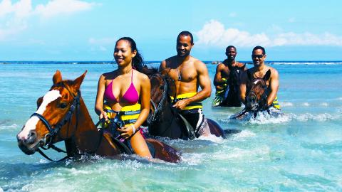 Chukka Caribbean Horseback Ride & Swim (From Negril)