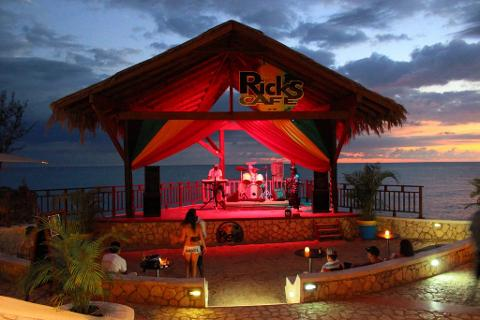 Ricks Cafe (From Grand Palladium, Lucea)