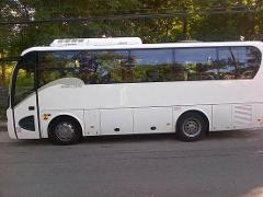 Montego Bay Airport (MBJ) Bus Transfer To/From Falmouth Hotels & Area