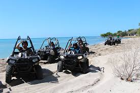 JamWest ATV and Zipline Combo Package (From Negril)