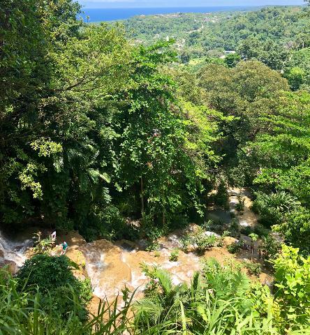 Konoko Falls & Ocho Rios Shopping (From Ocho Rios)