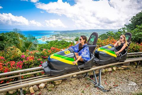 Mystic Mountain Sky Explorer and Bobsled (From Negril)