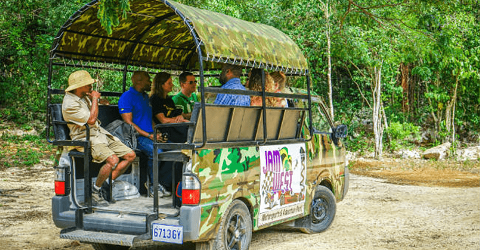 Jamwest ATV and Safari Combo Tour (From Grand Palladium, Lucea)