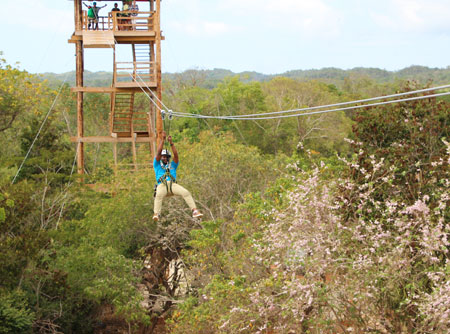 JamWest ATV and Zipline Combo Package (From Grand Palladium, Lucea)