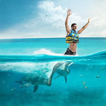 Dolphin Royal Swim Ocho Rios (From Runaway bay)