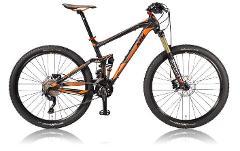 KTM Lycan Soft tail Mountain Bike