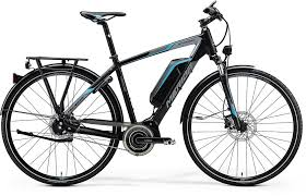 The Manna Electric Hybrid Bike hire (Large)